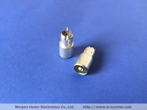 Pal Female IEC Connector20.8MM