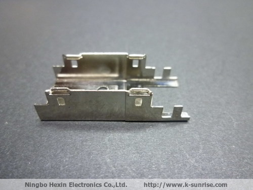 OEM metal stamping emi shielding cover for PCB borad