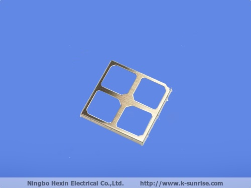 Prototyping Metal shielding frame for pcb board from china with low