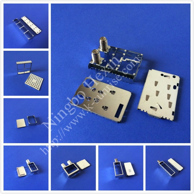 metal shielding can for pcb board