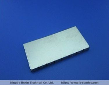 ROHS 0.2mm stamping metal RF shield can